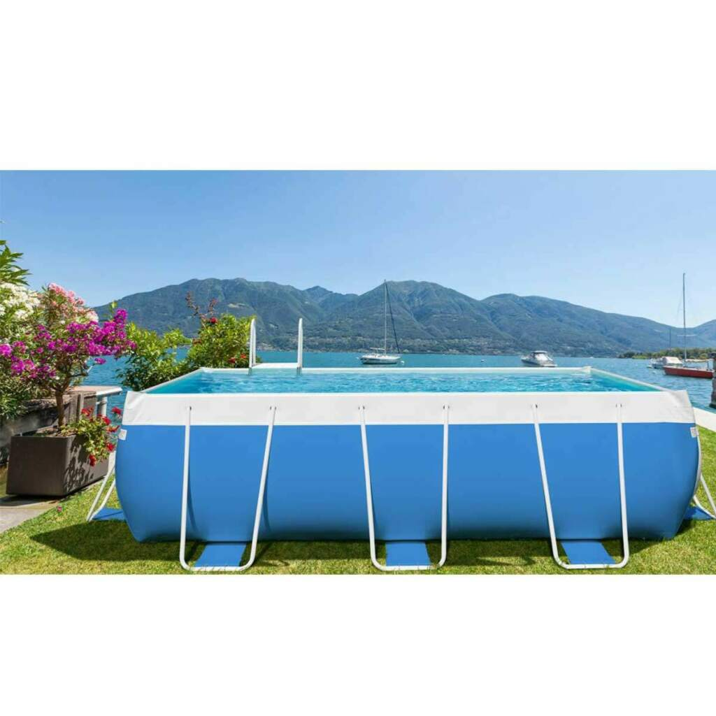 Laghetto Classic Prefabrik Bahçe Havuzu 5.3 mt
