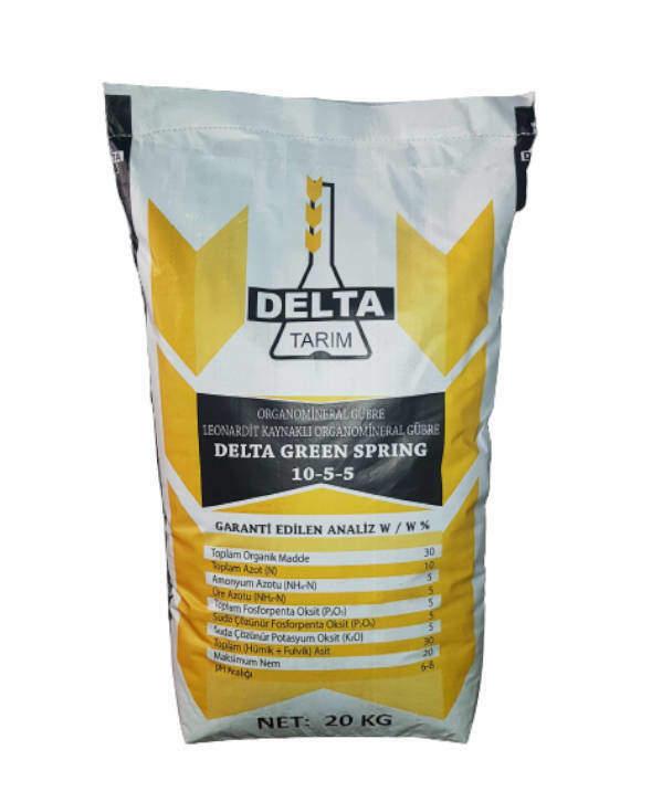 Delta Organik Çim Gübresi 20 kg