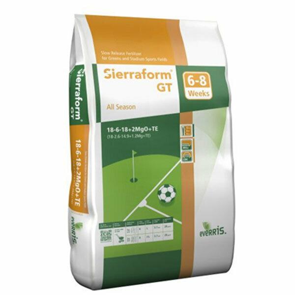 Sierraform 18-6-18 Dengeli Bakım Çim Gübresi 20 kg