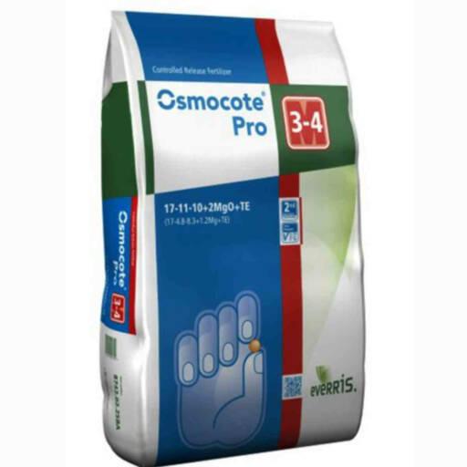 Osmocote Pro 17-11-10 Bitki Gübresi 3-4 Aylık