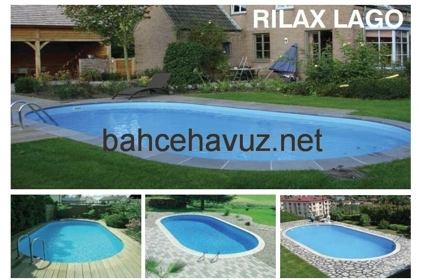 Prefabrik Havuz Rilax Lago