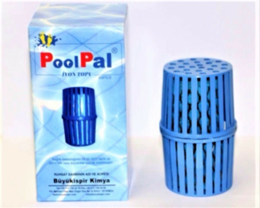 Poolpal Havuz İyon Topu