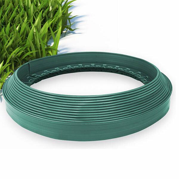 Plastik Çim Sınırlayıcı Esnek Yeşil 20 m