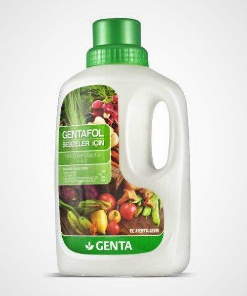 Gentafol Sebze Meyve Çiçek Sıvı Gübre 500 ml