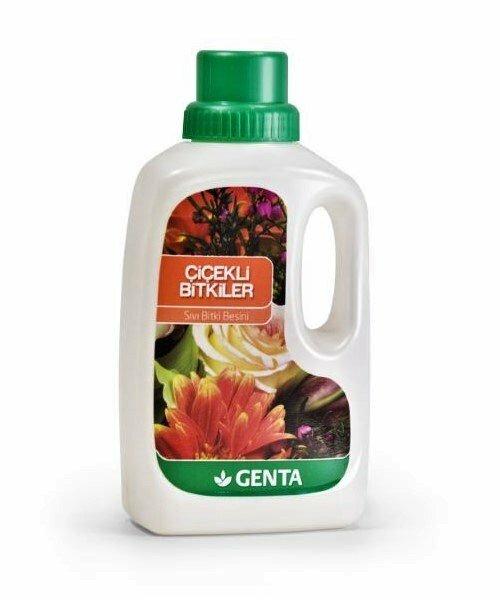 Genta Çiçekli Bitkiler Sıvı Besini 500 ml
