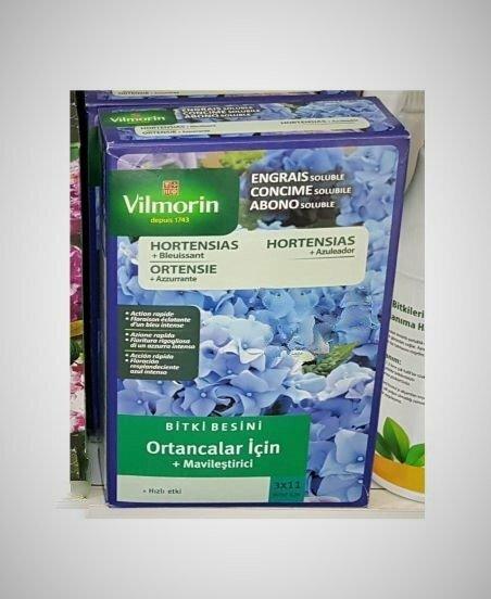 Vilmorin Ortanca Mavileştirici Gübre 800 gr