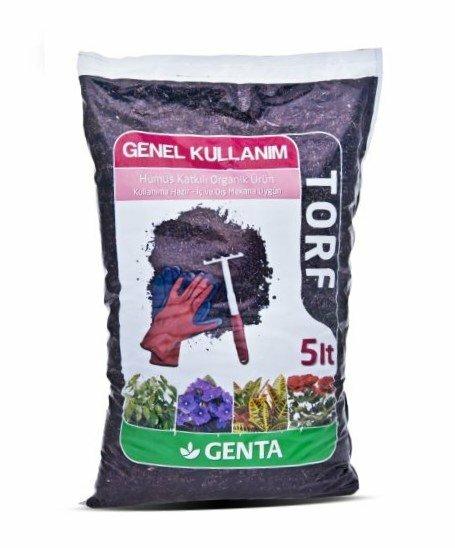 Genta Genel Kullanım Torfu 10 lt