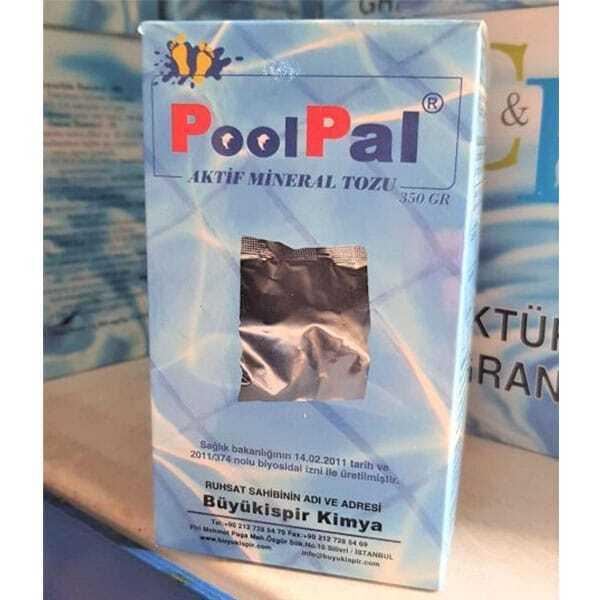 Poolpal Aktif Mineral Tozu