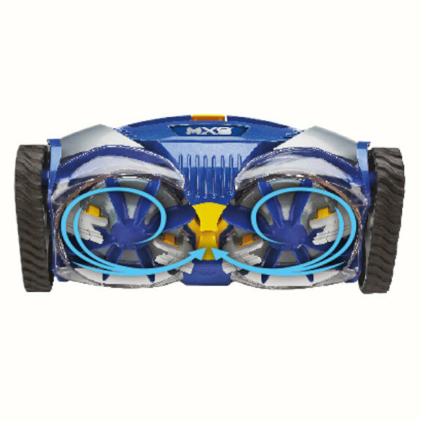 Zodiac MX9 Havuz Robotu Vakum Sistemli