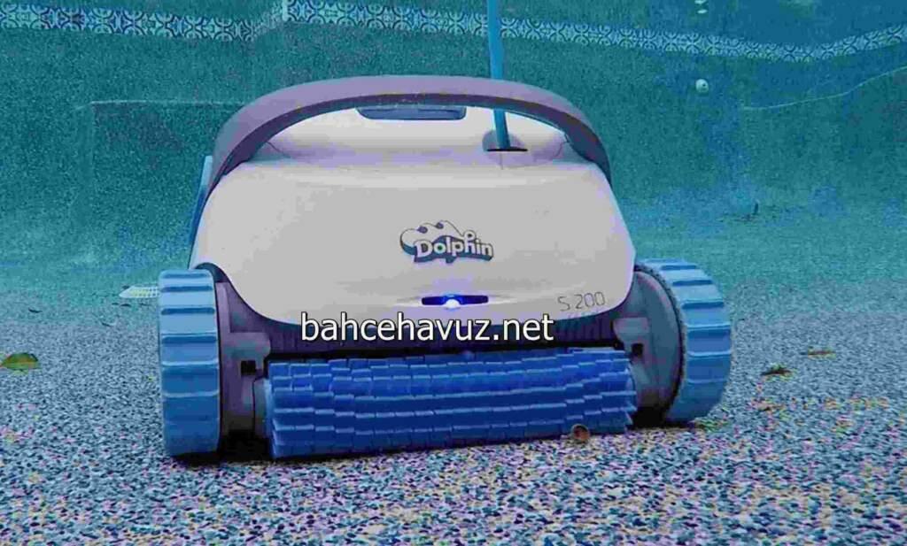 Dolphin S200 Havuz Temizlik Robotu