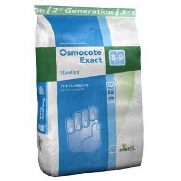 Osmocote Exact 15-9-11 Bitki Gübresi 8-9 Aylık 1 kg