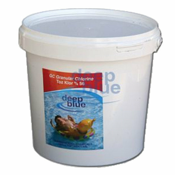 Toz Klor 18 kg % 56 Deep Blue