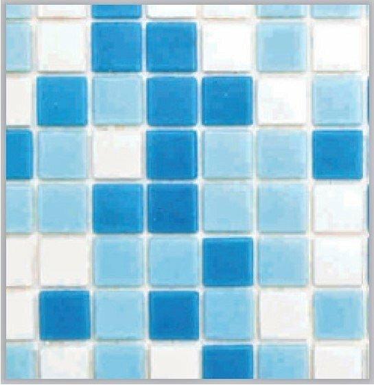 Bahama Havuz Mozaik 25x25 mm