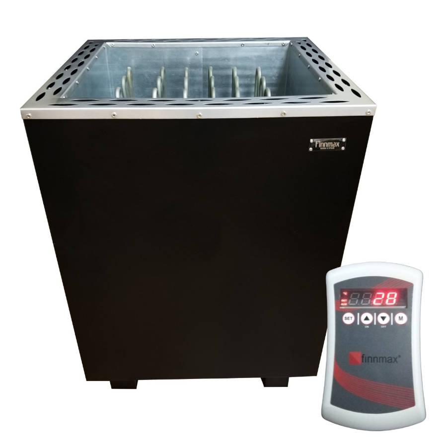 Finnmax Sauna Sobası Kontrol Panelli 6-18 kw