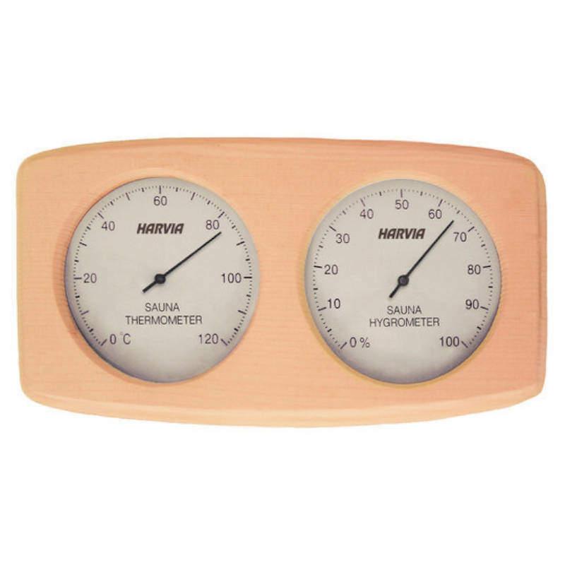 Harvia Sauna Termometre-Higrometre