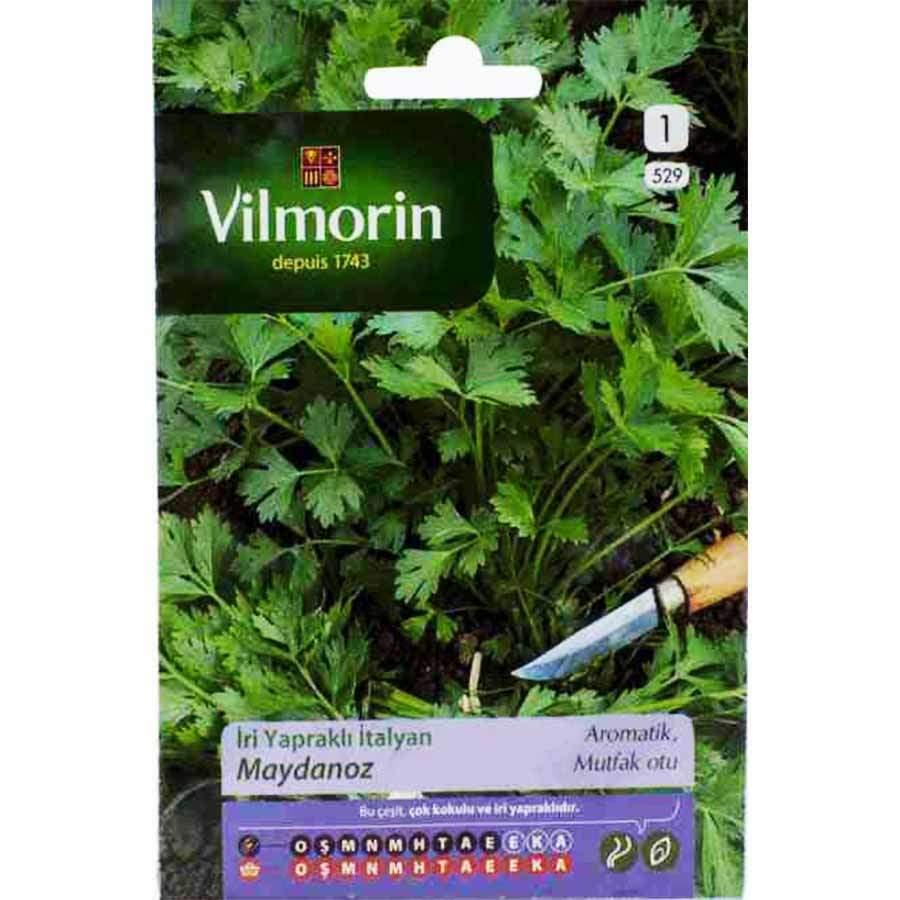 Vilmorin İri Yapraklı İtalyan Maydanoz Tohumu
