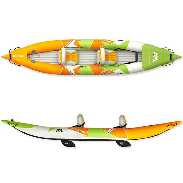 Aqua Marina Şişme Kano Betta Kayak İki Kişilik