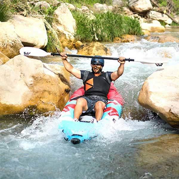 Aqua Marina Şişme Kano Steam Kayak
