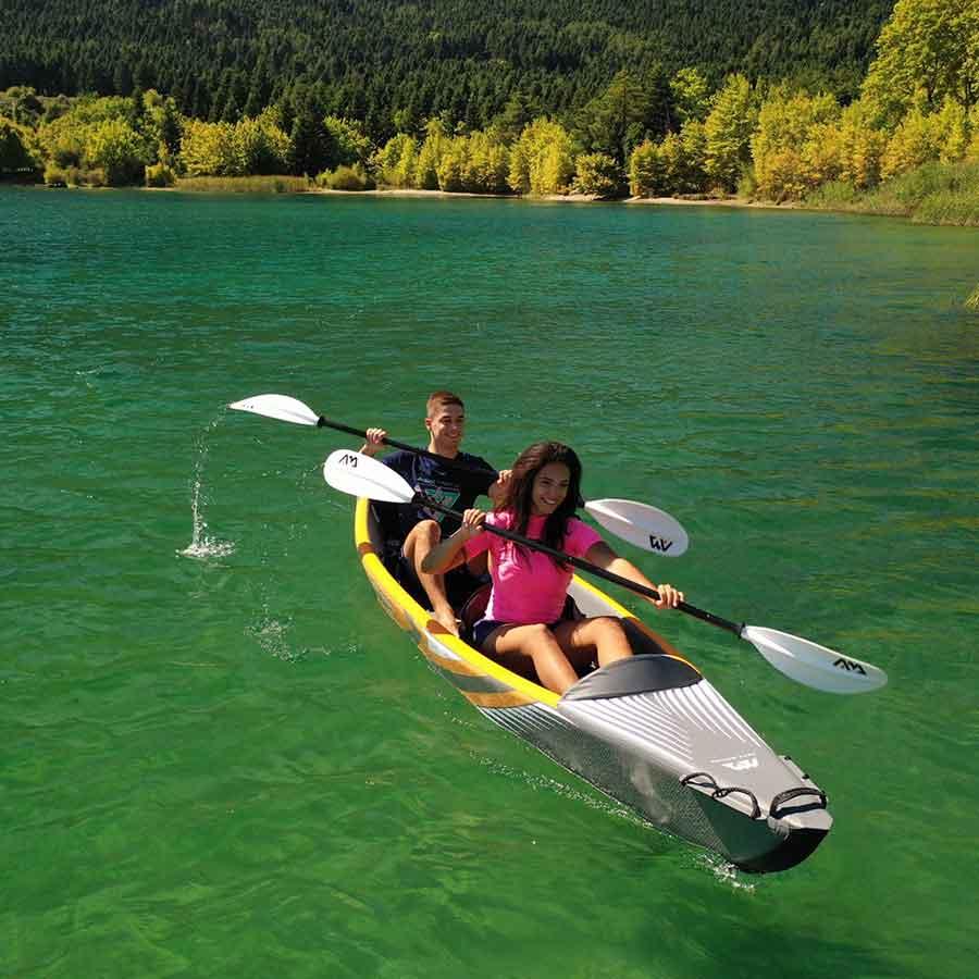 Aqua Marina Şişme Kano Tomahawk Kayak