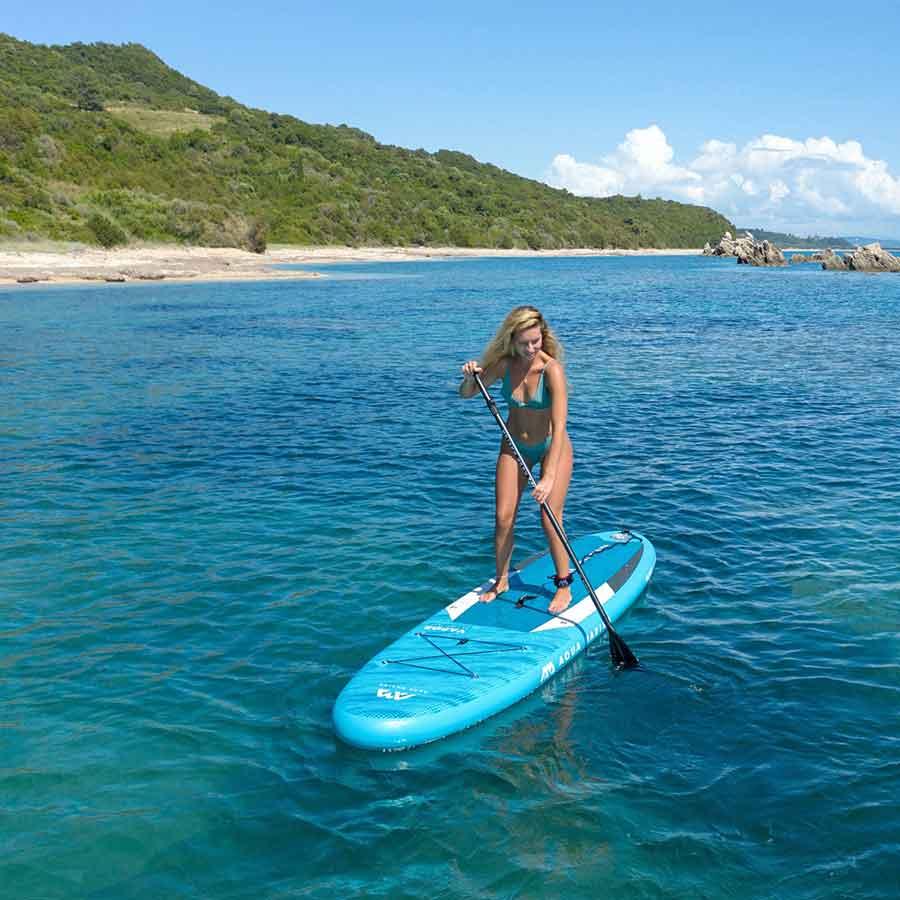 Aqua Marina Vapor SUP Şişme Kürek Sörfü