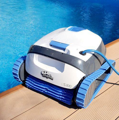 Dolphin S100 Havuz Robotu