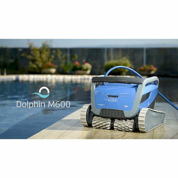Dolphin M600 Havuz Robotu