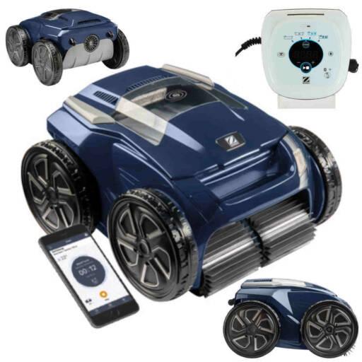 Zodiac Alpha RA 6500 IQ Havuz Robotu 1