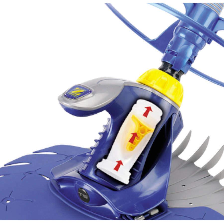 Zodiac T5 Duo Hidrolik Havuz Robotu