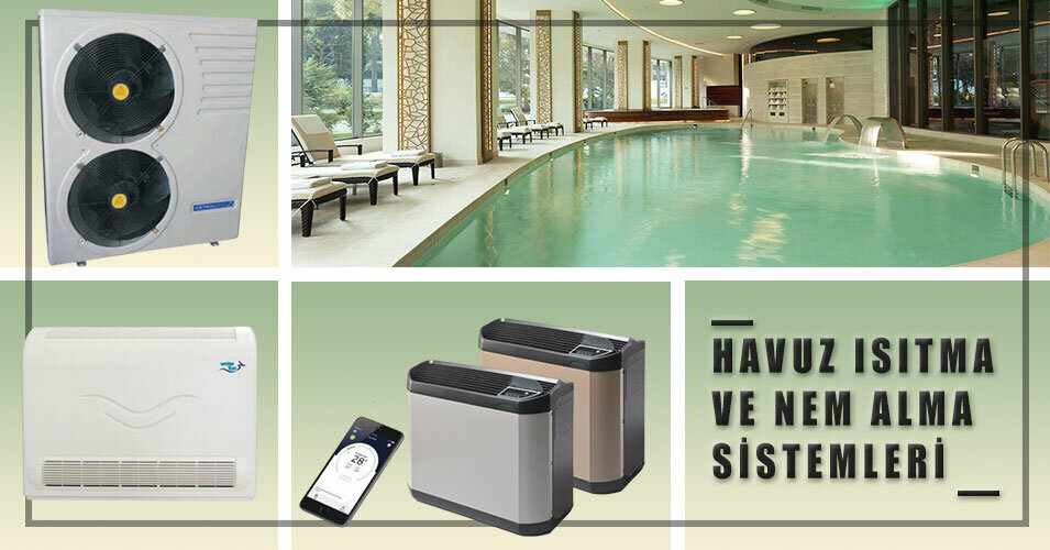 Havuz Isıtma Sistemi Nasıl Çalışır?