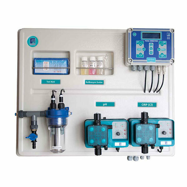 Otomatik pH Klor Kontrol Cihazı