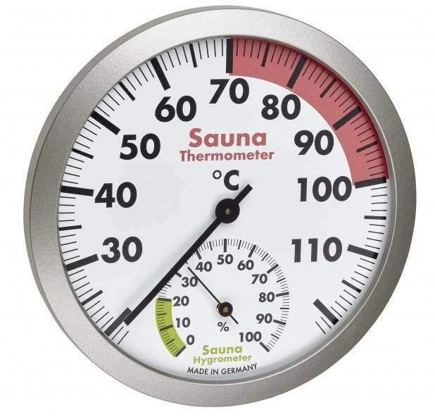 TFA Sauna Termometre Higrometre