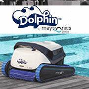 Dolphin Havuz Robotları