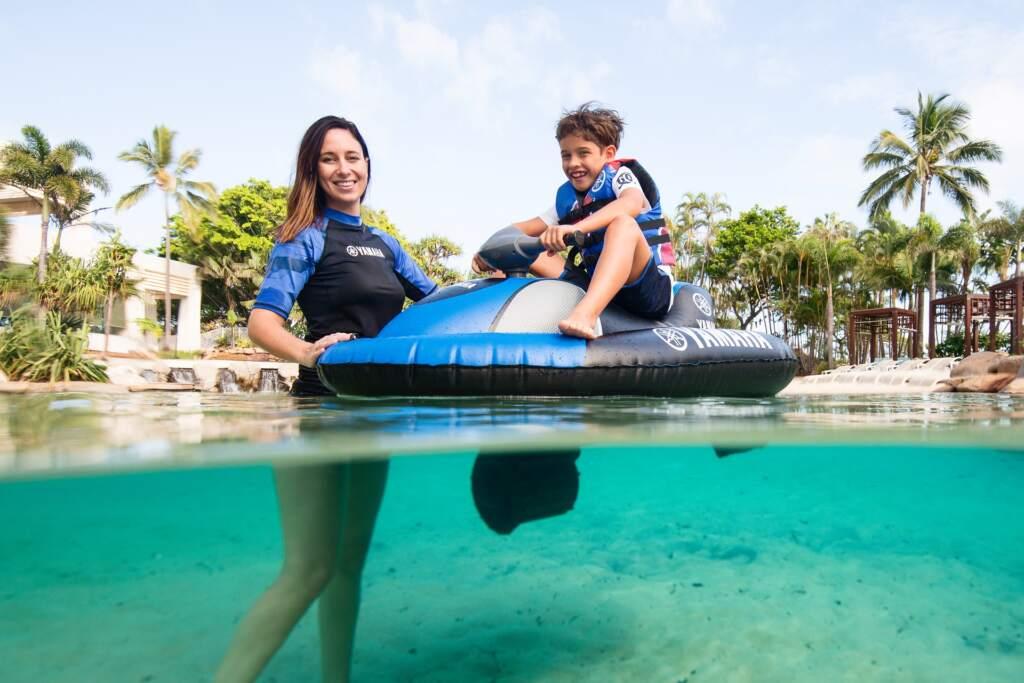 Yamaha Aqua Cruise Sea Scooter