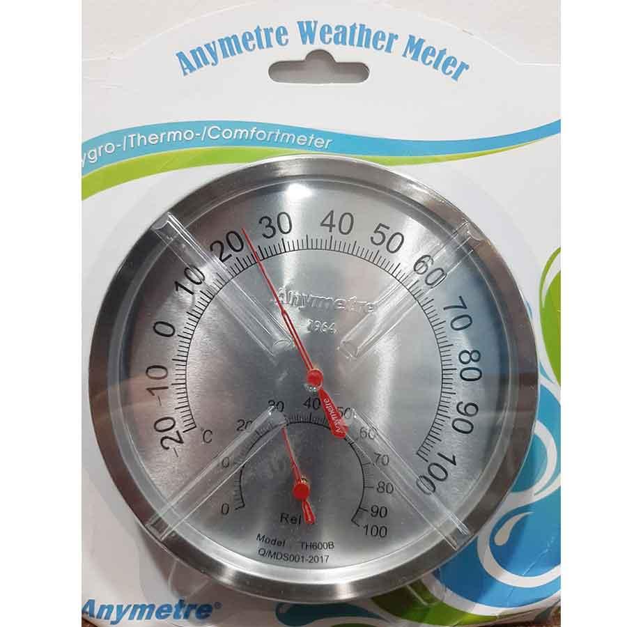 Sauna Termometre Higrometre