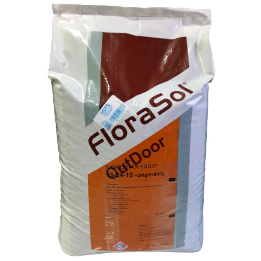 Everris Florasol 15-24-10 Çim Gübresi 25 kg