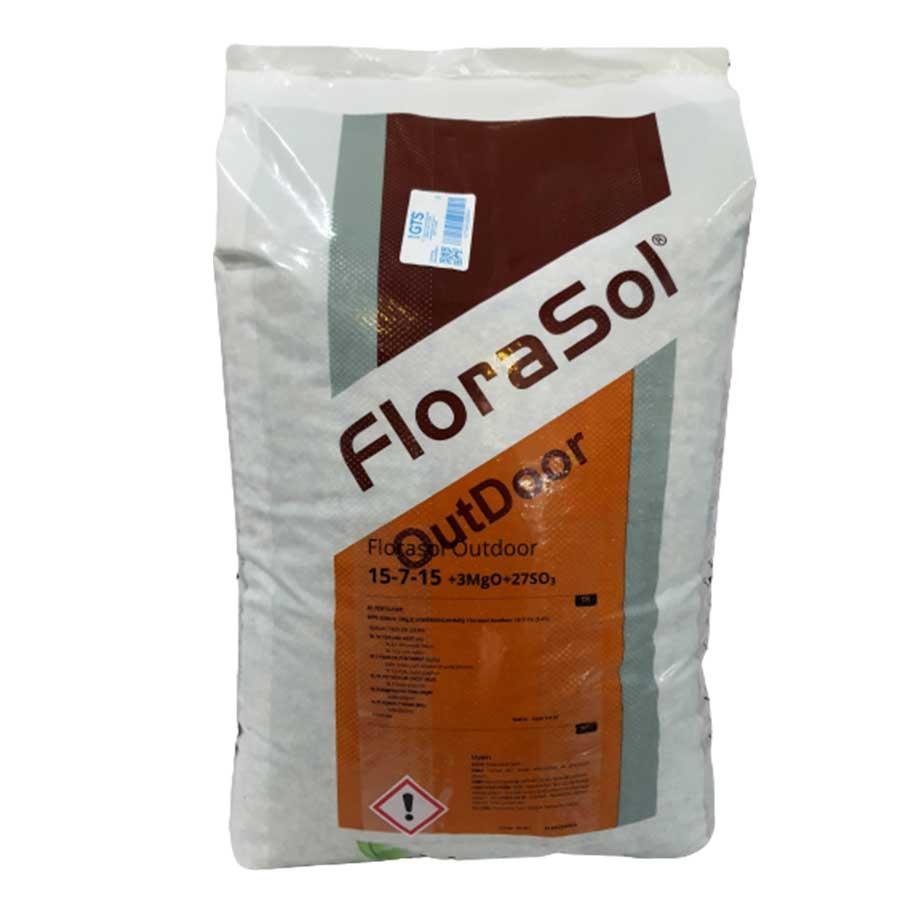 Everris Florasol 15-7-15 Çim Gübresi 10 kg
