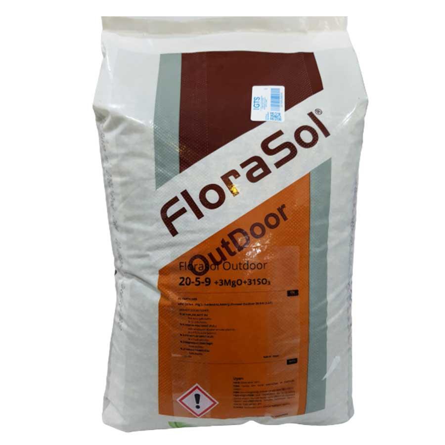 Everris Florasol 20-5-9 Çim Gübresi 25 kg