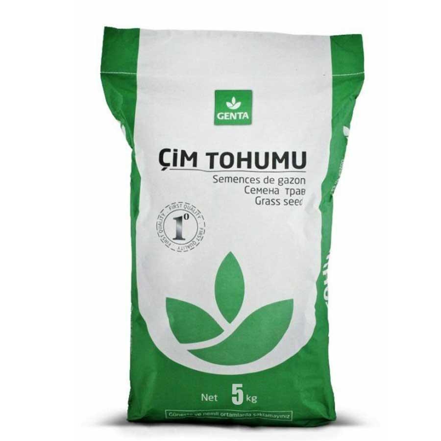 Genta Çim Tohumu 4 Karışım 5 kg