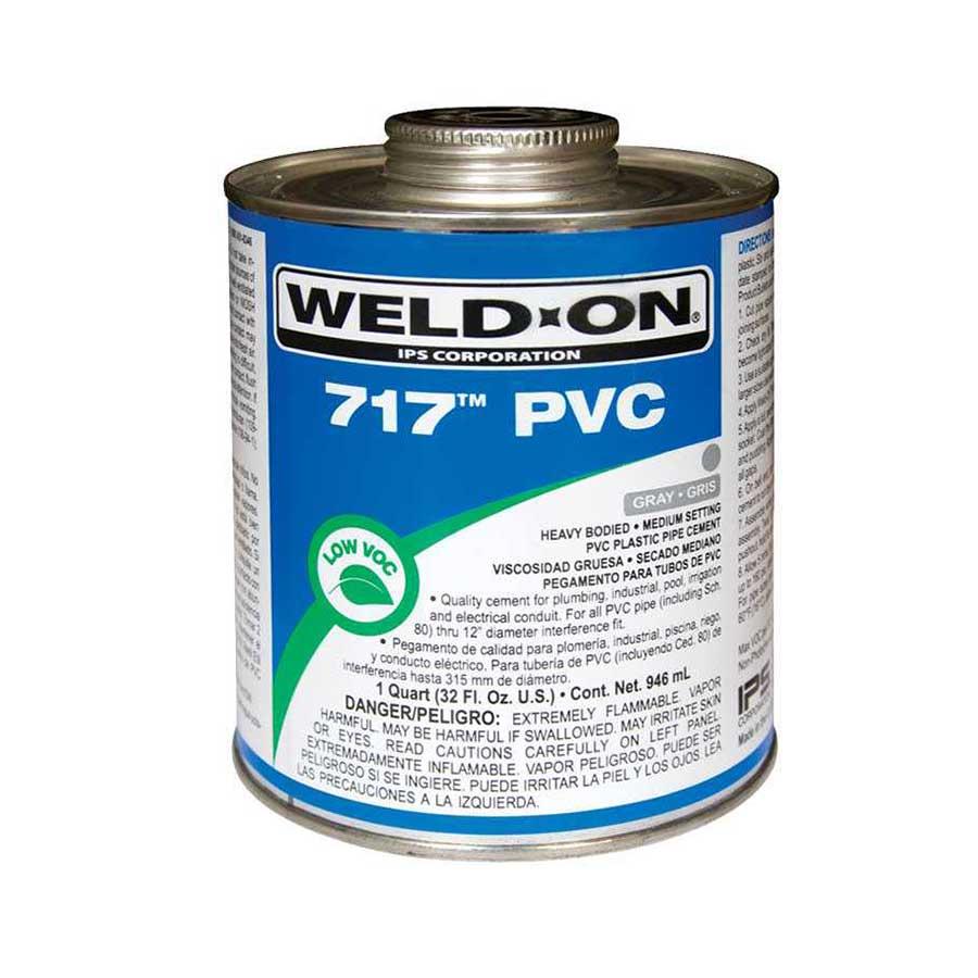 Tangit Sert PVC Yapıştırıcısı 1 Kg