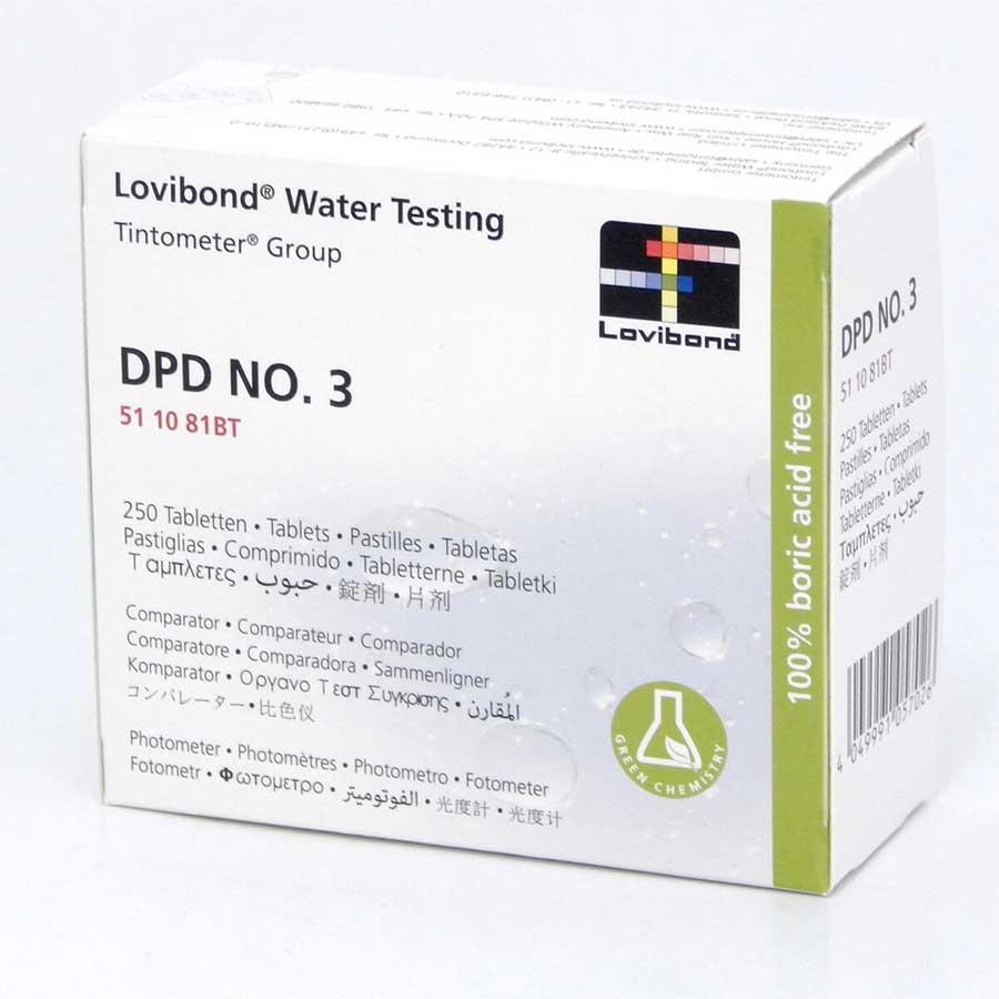 Fotometreler İçin Reaktif Yedek DPD No3